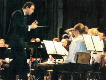 Jahreskonzert der Musikgesellschaft Sins 2011